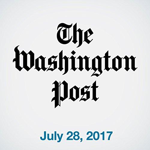 July 28, 2017 copertina