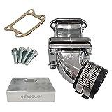 DONSP1986 48cc/66cc/80cc Dio Reed Valve Kit - Reed Valve Kit - Gas Motorized Bicycle Gas Motor Kit