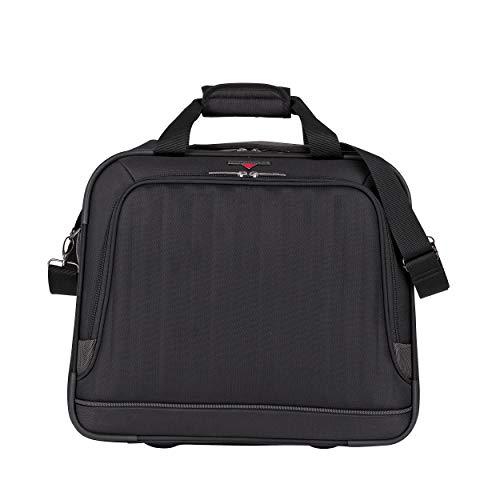 Hardware Profile Plus Soft Business Trolley 44 cm Black