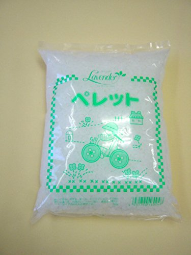 手芸用 ペレット(500g) ぬいぐるみや手作りドール、お手玉などの中身に最適