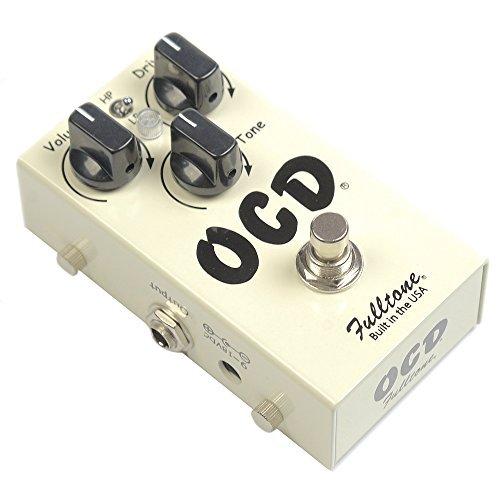 Fulltone OCD Obsessive Compulsive Drive Overdrive Guitar Effects Pedal (japan import)