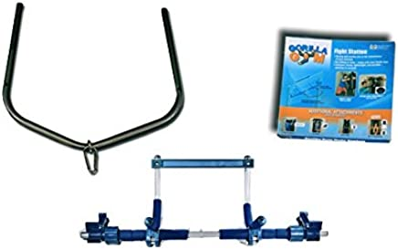 Gorilla Gym Heavy Bag Stand Package Package Package with Fight Station B016P4TKKA     | Ermäßigung  75796b