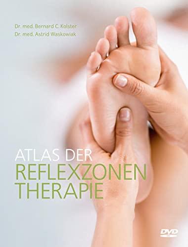 Kolster, Bernard<br />Atlas der Reflexzonentherapie (inkl. DVD)