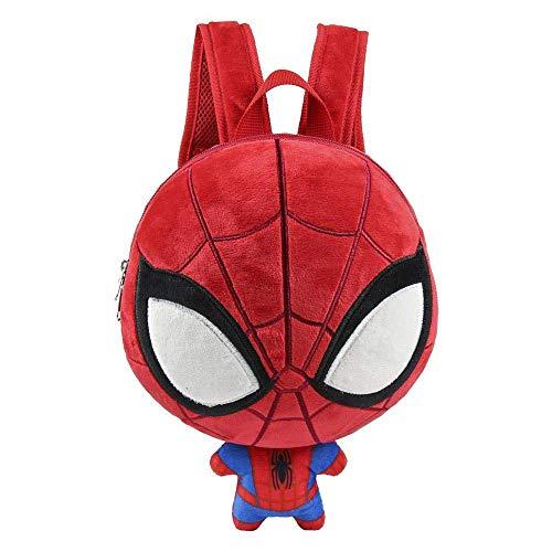 Artesania Cerda Mochila Guarderia 3d Spiderman Kinder-Rucksack, 30 cm, Rot (Rojo)