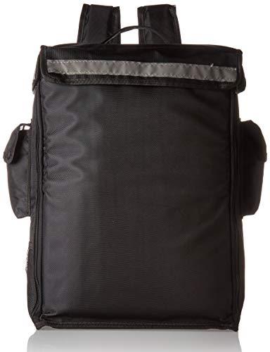 Mochila de entrega de alimentos,60 cm x 35 cm x 26 cm bolsa de entrega, mochila térmica, mochila térmica aislada con calor, cremallera de 2 vías