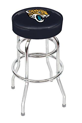 Imperial Officially Licensed NFL Furniture: Swivel Seat Bar Stool, Jacksonville Jaguars
