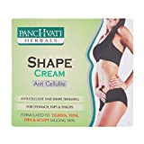 Panchvati Herbals Anti Cellulite Shape Cream For Women & Men (100 gms)
