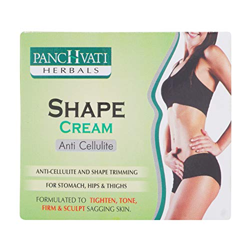 Panchvati Herbals Anti Cellulite Shape Cream (100 gms)