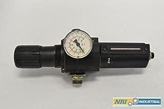 NORGREN B74G-4AK-AD3-RMG 150PSI 1/2 IN PNEUMATIC FILTER REGULATOR B236728