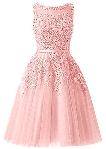 Kleid Rosa Traumhafte Rosa Damen Kleider Kurz Lang Online Kaufen