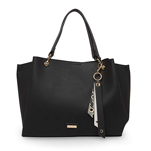 ALDO Nusz Top Handle Satchel, Black