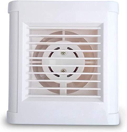 Ventilador Axial Extractor de ventilación Aficionamiento de escape del hogar Bajo ruido Extractor Ventilador de ventilación ventilador ventilador tipo ventilador, 4 pulgadas para el baño de cocina