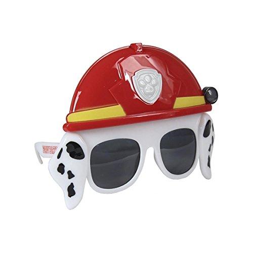 Paw Patrol- Gafas DE Sol MÁSCARA Percha Premium, Multicolor, 45 (Artesanía Cerdá 2500000642)