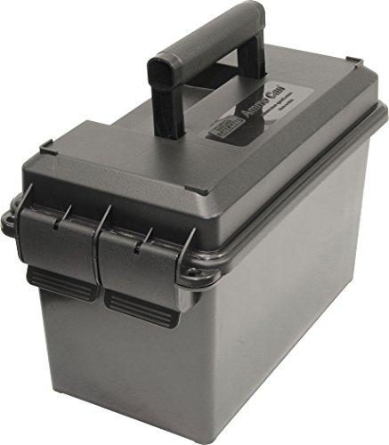 MTM AC50C-40 50-Caliber Ammo Can, Black