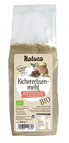 Natura Bio Kichererbsenmehl, 300 g