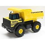 Tonka Steel Classic Mighty Dump Truck, Juguete para niños, Juguetes de construcción para niños y niñas, Juguetes de vehículos para Juegos creativos, Camiones de Juguete para niños Mayores de 3 años