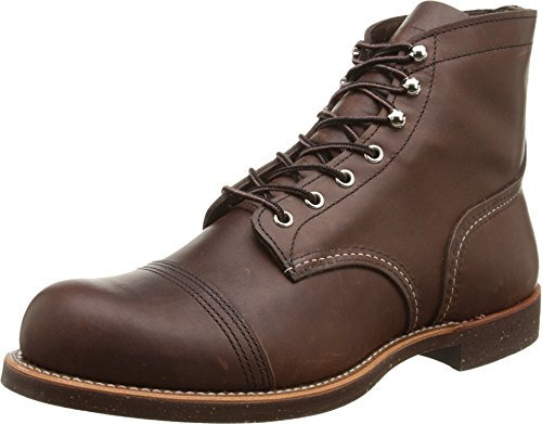 Red Wing Men's Iron Ranger 6 Inch review