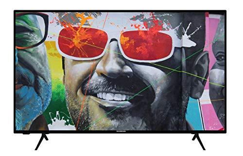 Techwood F43T12E 43 Zoll Fernseher (Full HD, Triple Tuner) [Modelljahr 2021]