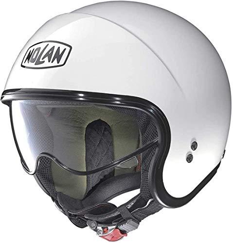 Nolan N 21 Classic Helmet, White, size: L | N2N0001030051
