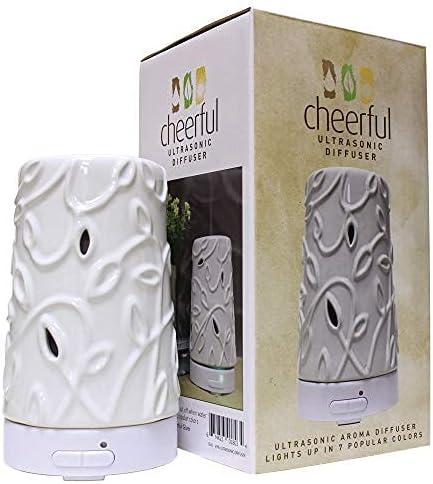 A Cheerful Giver Ceramic Direct sale of trend rank manufacturer Essential Diffuser Oil Ultrasoni - Vine