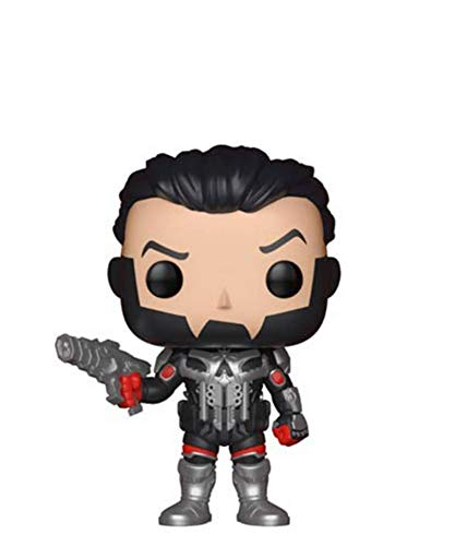 Funko Pop! Games – Marvel Contest of Champions – Punisher 2099 Exclusive to Walgreens #303