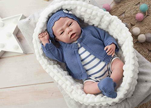 Muñecas Arias- Muñeca bebé (98050)