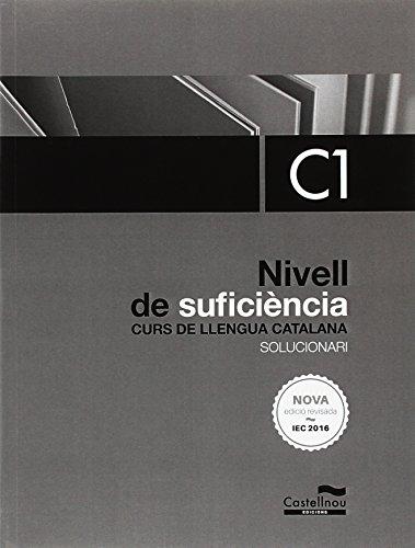 Solucionari Nou Nivell C1 de Català