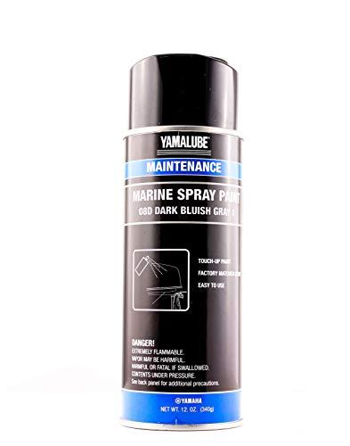 Yamaha ACC-MRNPA-IT-8D Marine Spray Paint 08D Dark Bluish Gray1