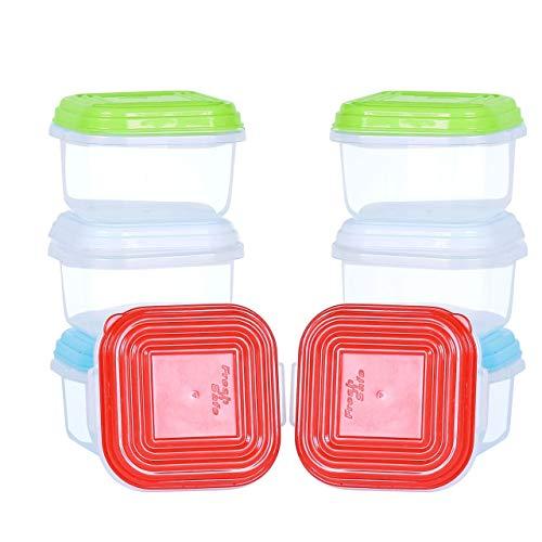 NEEZ Babykostzubereitung Aufbewahrungssystem, Aufbewahrung Babynahrung, Ernährung & Stillen (Pack of 8-120ml)