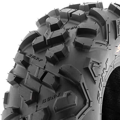 SunF 18x7-7 Replacement Tubeless 6 PR ATV UTV Tires A051 POWER II [Single]