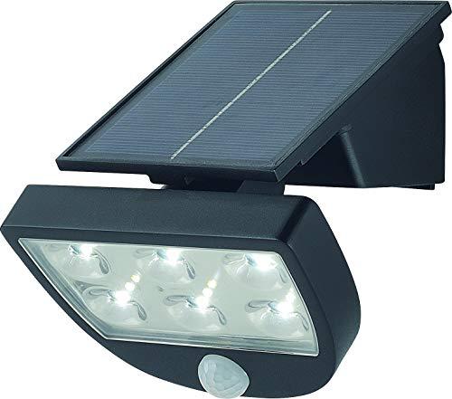 Voltman DIO065020 DIO065020- Aplique solar con detector de...
