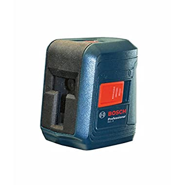 Bosch GLL 2 Self-Leveling Cross-Line Laser Level with Mount (Discontinued by Manufacturer)