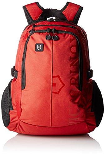 Victorinox VX Piloto de deporte mochila para portátil, Red/Black Logo (rojo) - 311052