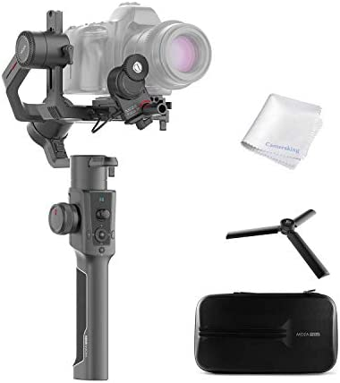 MOZA Air 2 with iFocus M Wireless Motor 3 Axis Handheld Gimabl Stabilizer OLED Display Smart product image