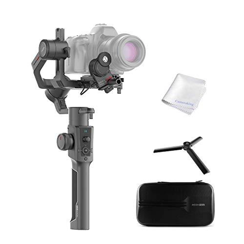 MOZA Air 2 3-Achsen Handheld Gimabl Stabilisator OLED Display Smart Time-Lapse Lens Control System for DSLRs Mirrorless and Pocket Cinema Cameras 4,1 kg Traglast (MOZA Air 2)