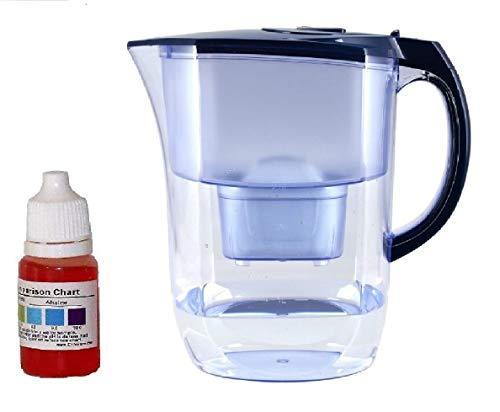 Ehm Ultra II Premium Alkaline Water Pitcher – 3.8L Pure Healthy Water Ionizer