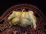 1 kg Fellreste vom Rentier Rentierfell