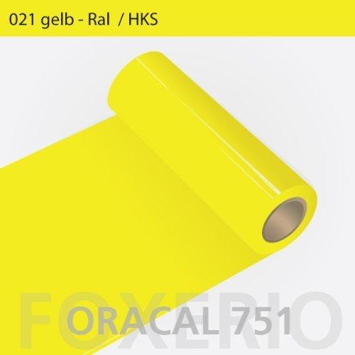 Zelfklevende folie voor keukenkasten - Oracal 751-63cm rol - 5m | hoogglanzend