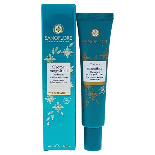 Sanoflore Crème Magnifica Hydratant Anti-Imperfections Bio 40 ml