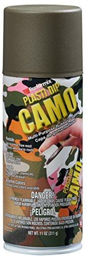Plasti Dip Sprühfolie Spraydose -325 ml - Original Performix USA Farbe: Camo Grün