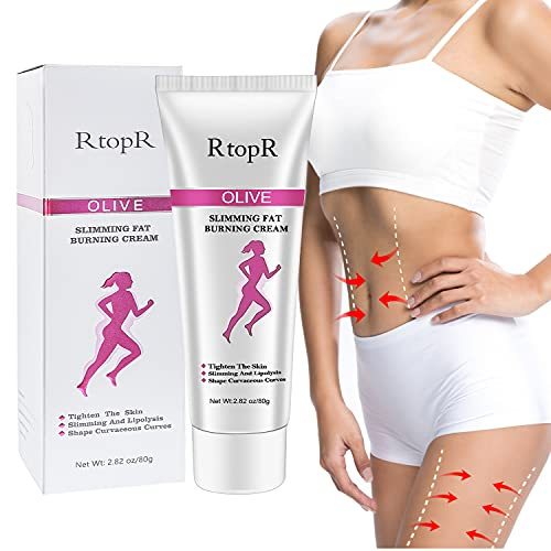 Slimming Cream for Tummy, Abdomen, Legs, Waist, Arms and Buttocks, Hot...