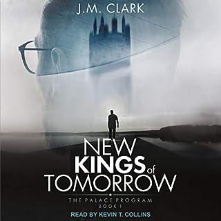 New Kings of Tomorrow audiobook cover art