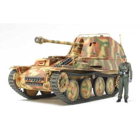 タミヤ 1/48 ミリタリーミニチュアシリーズ No.68 ドイツ陸軍 対戦車自走砲 マーダーIII M 7.5cm Pak40 搭...