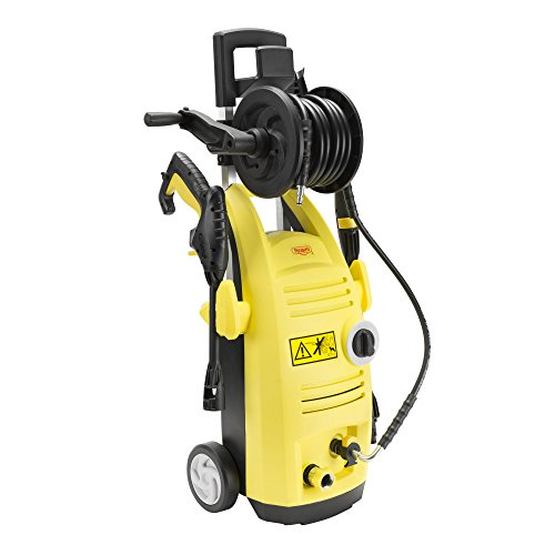Realm 2000 PSI 1.60 GPM 13 Amp Electric Pressure Washer with Hose Reel