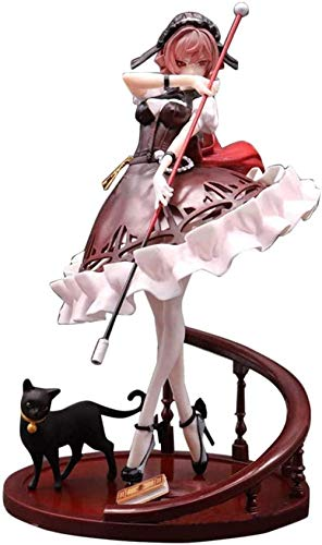 Figura de acción de Anime KIJIGHG muñeca 26CM PVC Figura de Anime inmóvil Modelo Sexy Figura de Reina Figuras de acción Modelo de Personaje de Anime