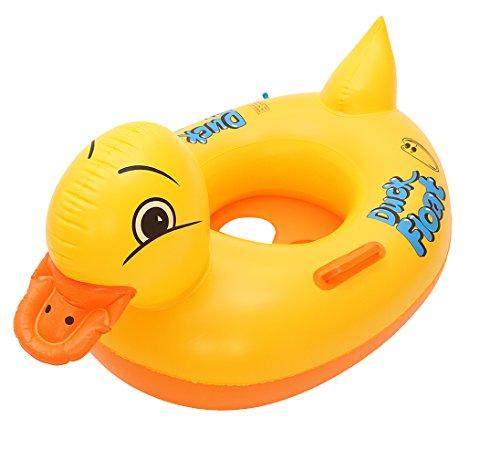 Eozy Baby Ente Schwimmsitz Kinder Schwimmhilfe Schwimmring Aufblasbarer