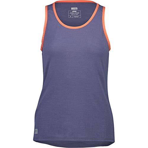 Mons Royale Bella Tech - Camiseta de Tirantes para Mujer, Mujer, Color...