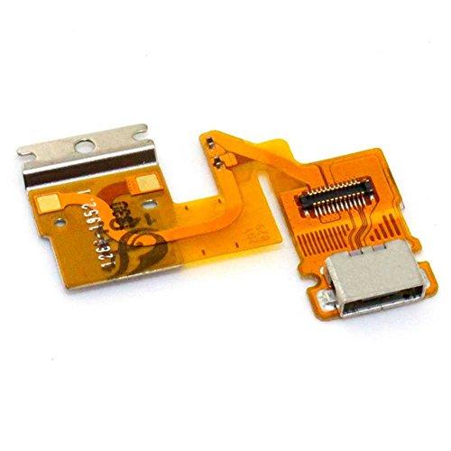 OcioDual Flex Conector De Carga para Sony Xperia Tablet Z SGP311 SGP321 SGP351 Micro USB