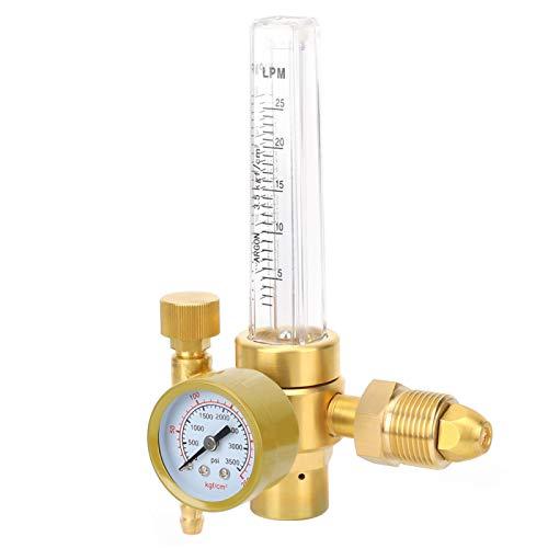 Adaptador de caudalímetro de gas Reductor de presión duradero profesional G5 / 8‑14 de alta sensibilidad para fábricas para la industria