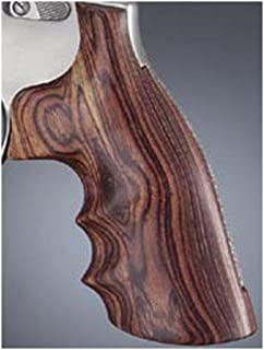 Hogue Hunting Grip K Or L Sq. Butt Kingwood